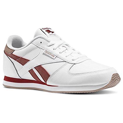 reebok-zapatillas-royale-cl-jogger-blanco-rojo-eu-43
