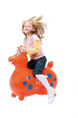 Preisvergleich Produktbild RODY MAX Sprungpferd Hüpftier Cavallo Hüpfpferd GYMNIC