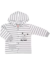 makoma Baby Chaqueta con capucha unisex–My Bear de (56–92)
