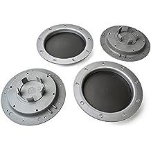 4779035326534 Juego de 4 tapas para tapacubos, 147 mm/58 mm, universales