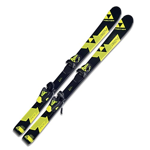 Ski Fischer RC4 Race JR junior 150cm Modell 2017S On-Piste-Rocker inkl. Bindung FJ7 AC