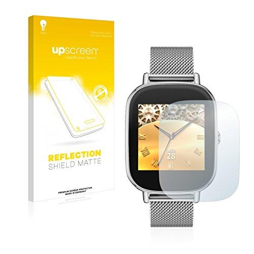 upscreen Entspiegelungs-Schutzfolie kompatibel mit Asus ZenWatch 2 1.45