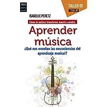 Aprender música: ¿Qué nos enseñan las neurociencias del aprendizaje musical? (Taller de música)