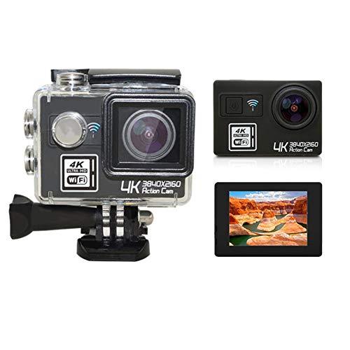 Valigrate wasserdichte Unterwasser Sportkamera 4K 20MP WiFi Action-Kamera mit 2.0 LCD-Bildschirm