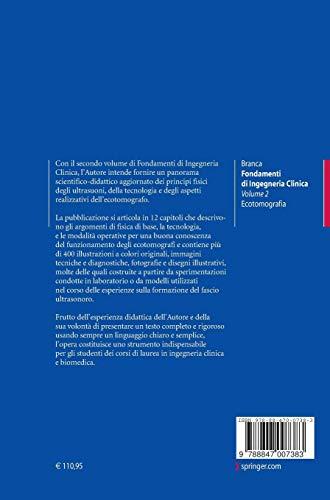 Zoom IMG-2 fondamenti di ingegneria clinica 2