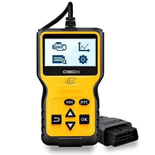 iLC OBD2 Scanner diagnostico Lettore OBD II/EOBD Interfaccia Chiaro Errore del Motore Luce Guai Lettore di Codici di Errore OBD per Auto Veicolo