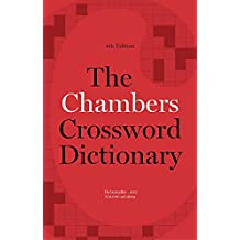 The Chambers Crossword Dictionary, 4th Edition (Crosswords)