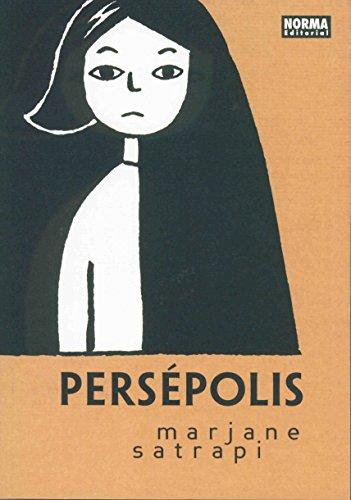 Persépolis Ed bolsillo castellano nueva portada (Comic Europeo (norma)) por Marjane Satrapi
