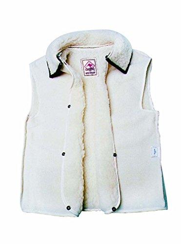 Scippis Merino Wool Liner, Innenfutter für Scippis Jacken/Mäntel, Größe - Mit Mäntel Wolle-liner