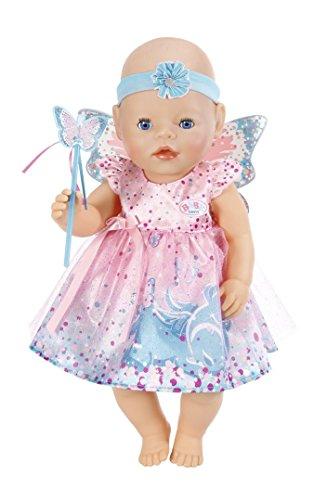 Baby Born - Vestido fantasía (Bandai 823644)