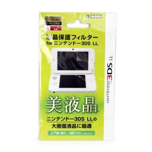 Hochwertige Filter Tatsuo (2Exemplare) für 3DS XL (japanischen Import)