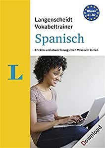 Langenscheidt Vokabeltrainer 7.0 Spanisch [PC Download]