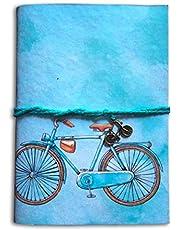 SPcreation Vintage Bicycle Handmade Handicraft Diary