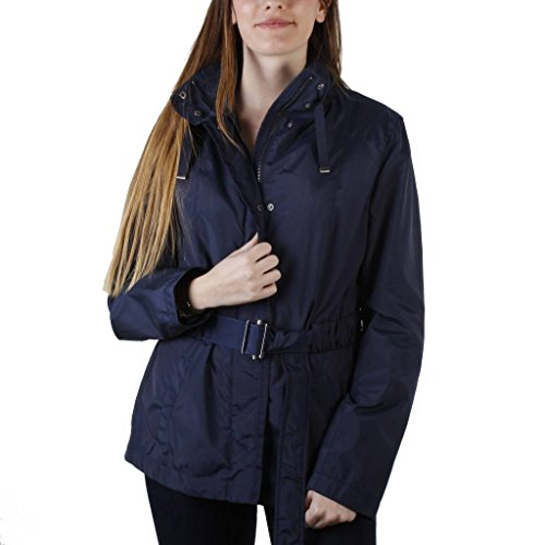 Geox Damen Jacke Jacket Blue