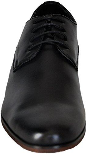 derbies homme à lacets et à doublure intérieure cuir derbie 1 Noir 3063