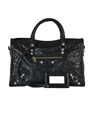balenciaga-mujer-433353d94jn1000-negro-cuero-bolso-de-mano
