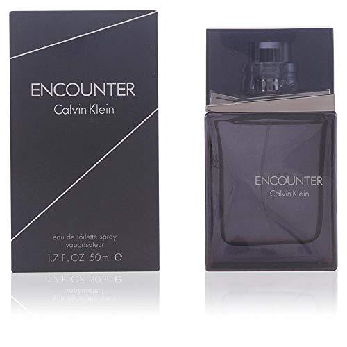 Rouge Eau De Cologne (Calvin Klein Encounter homme / men, Eau de Toilette, Vaporisateur / Spray 50 ml, 1er Pack (1 x 50 ml))