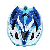 ESGT Casco da Pattinaggio per Bambini Bicicletta da Equitazione Pattini da Bicicletta caschi Resistenti agli Indumenti protettivi Traspiranti