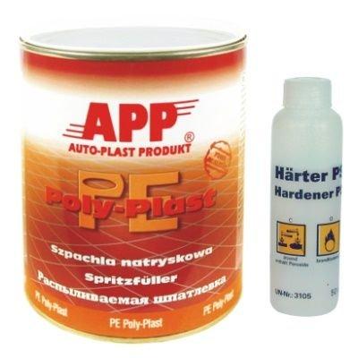 app-2k-pe-spritzfuller-spritzspachtel-inkl-harter-1kg