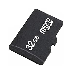 Acce2S - CARTE MEMOIRE 32 GO pour WIKO CINK / PEAX / SLIM MICRO SD HC + ADAPTATEUR SD
