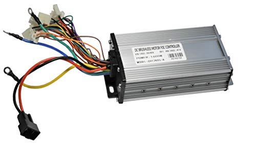 Elektro2Rad Steuergerät Controller 48V 1600W bürstenloser Motor Ersatzteil E-Scooter Tuning