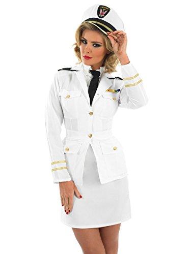 - Erwachsene Kostüm Kostüm - M (1940er Jahren Fancy Dress Kostüm)