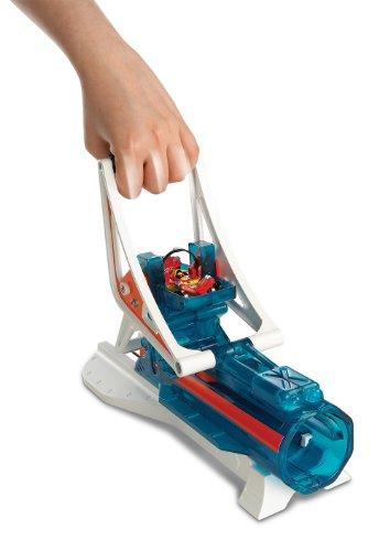 Imagen 1 de Mattel W3602 Hot Wheels - Cañón para coches
