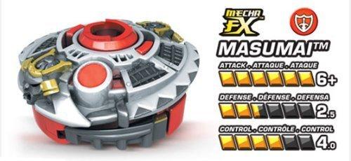 Mega Bloks 29774 - Battle Strikers Turbo Tops Mecha FX Upper Cut Team Paladin - Masumai