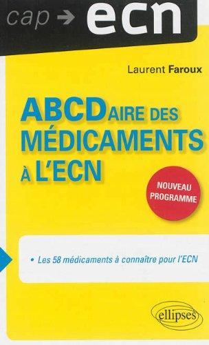 ABCDaire des Médicaments à l'ECN