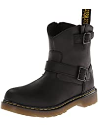 Dr. Marten's Lydia, Unisex-Child Biker Boots