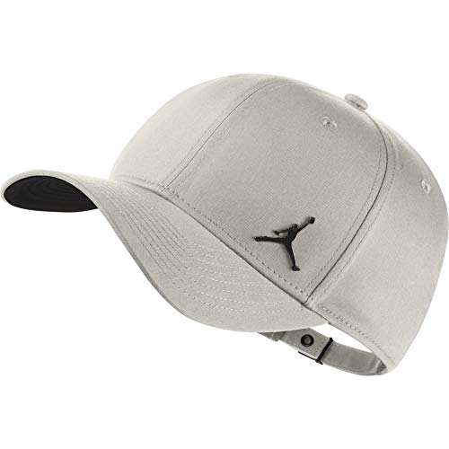 Nike Jordan CLC99 Metal Jumpman Cap Verstellbare Mütze Grau