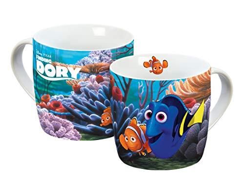Disney findet Dori 12791 Tasse en Porcelaine Multicolore