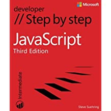 JavaScript Step by Step (3rd Edition) (Step by Step Developer) by Steve Suehring (2013-06-25)