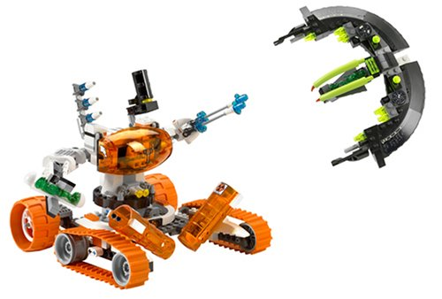 LEGO 7697 Mars Mission - Robo-Raupe Exclusive MT-51 (Lego Mission Mars-sets)