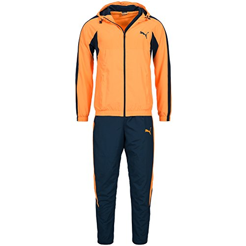 Puma - Tuta Active Hd Graphic Woven Suit op, taglia-L