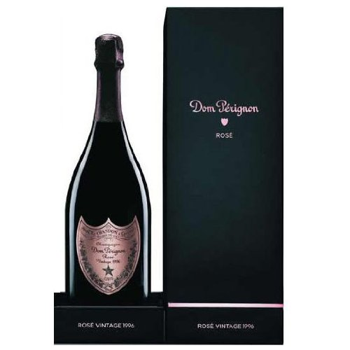 2000 Dom Perignon Rosé Luminous Label - Champagne Moet et Chandon 0,75l
