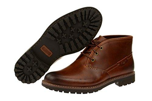 Clarks Montacute Duke, Boots homme Marron