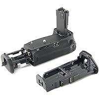 Poignée d'Alimentation Batterie Grip DynaSun E9 pour Appareil Photo Canon EOS 60D BG-E9 avec Slot