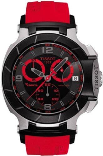 Tissot Herren-Armbanduhr T-RACE T0484172705702 (T-race Armband Tissot)
