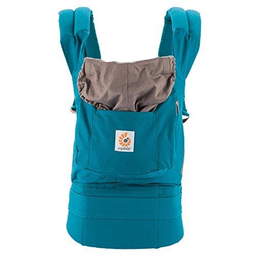 Ergobaby Babytrage Kollektion Original (5,5 - 20 kg), Teal -