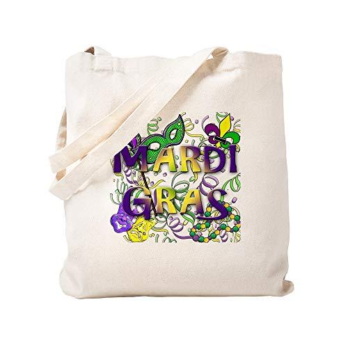 Einkaufstasche aus natürlichem Segeltuch ()