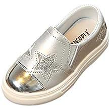 YWLINK La Moda Primavera Verano Al Aire Libre Nuevo Uno Pedal Transpirable Zapatos Casuales NiñOs Y