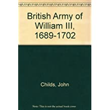 British Army of William III, 1689-1702