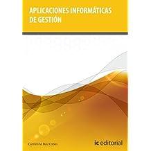 Aplicaciones informáticas de gestión - obra completa - 3 volúmenes