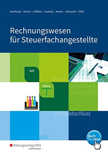 Rechnungswesen / Ausgabe für Steuerfachangestellte: Rechnungswesen für Steuerfachangestellte: Schülerband
