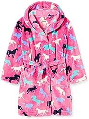 Hatley Fuzzy Fleece Robe Accappatoio Bambina