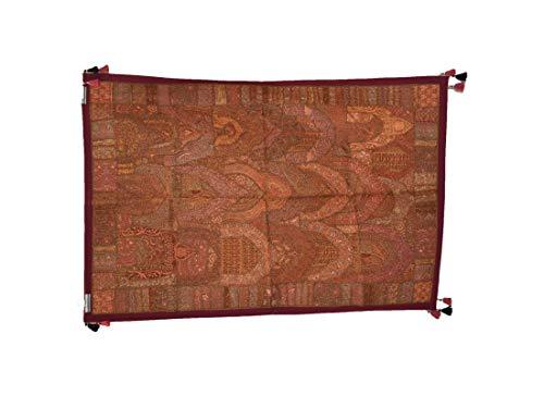 Tribal asian textiles ricamato patchwork home decor vintage arazzo antico da appendere alla parete 19