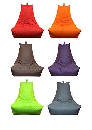 Mesana XXL Lounge-Sessel – Sitzsack für Outdoor & Indoor – viele verschiedene Farben - 2
