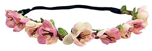Blumen Haarband