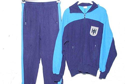Bundeswehr Sportanzug Trainingsanzug mit Jacke und Hose gebraucht (52)